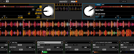 download serato itch software and manuals rh serato com Numark NS6 Serato Itch Software Serato Turntables