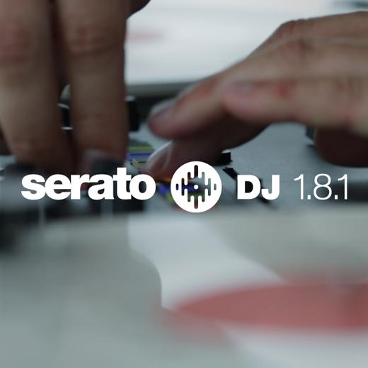 download serato dj 1.8.1 for mac