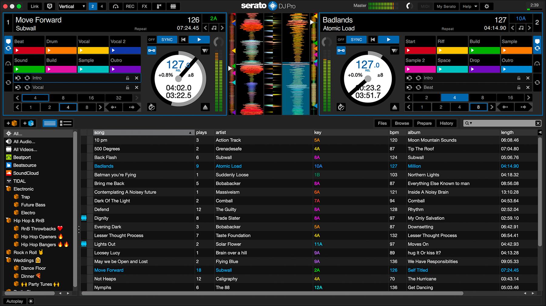 Serato DJ Pro 2.4.4