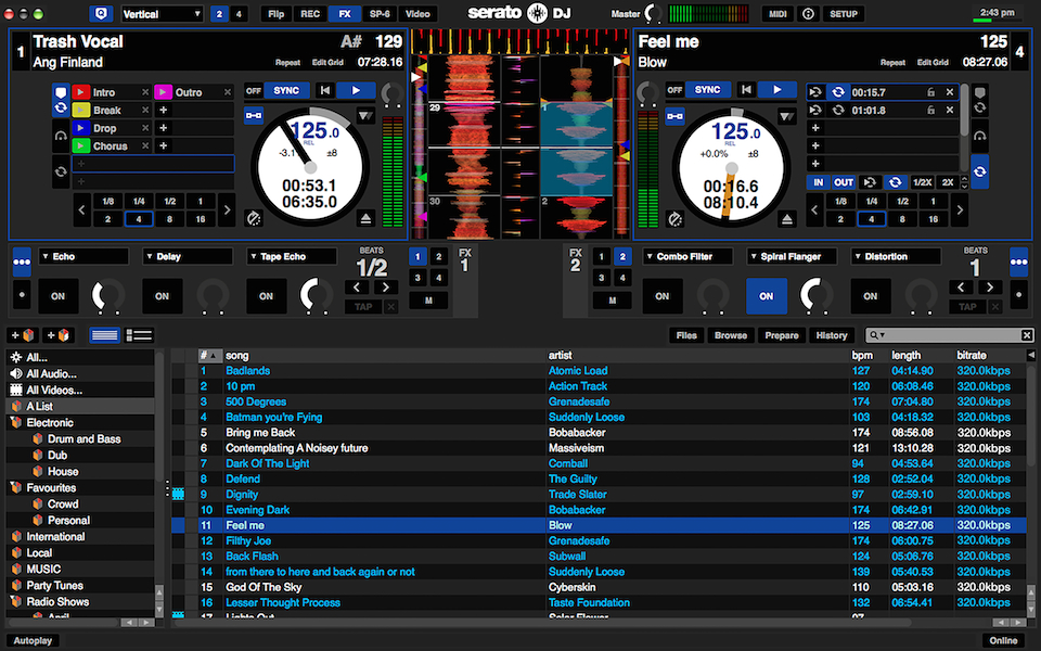 serato dj pro download free