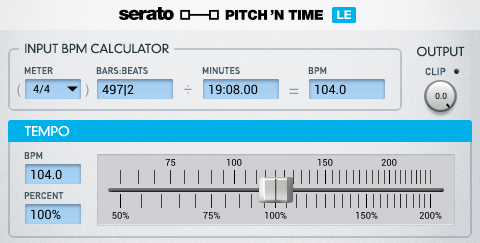 Pitch 'n Time LE 3.0.1