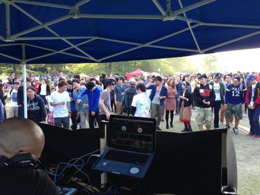 DJ Neil Armstong