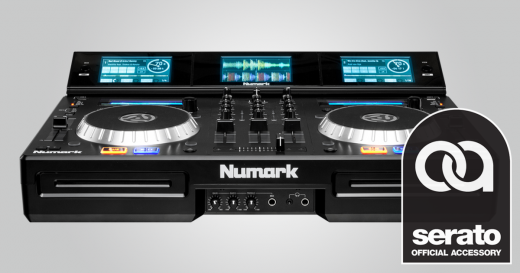 Announcing Numark Dashboard Official Serato Accessory