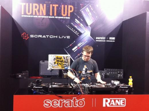 3x DMC World DJ Champion DJ Switch