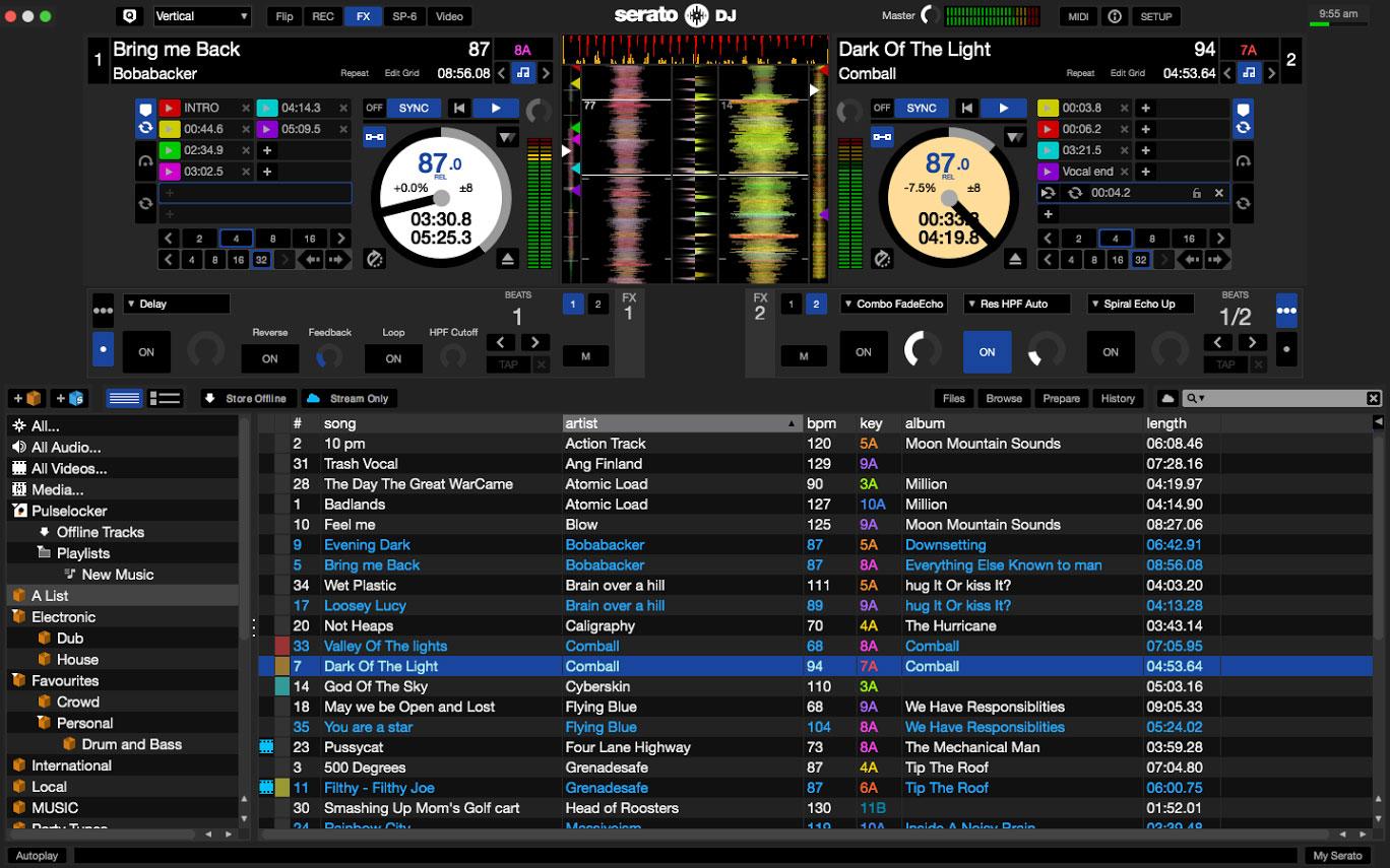 Serato DJ 1.9.1
