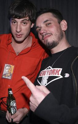 Mark Ronson & DJ AM