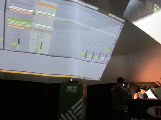 Addison Groove in the RFID Ableton Dome
