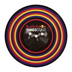 Red Bull Thre3style 10'' Picture Disc