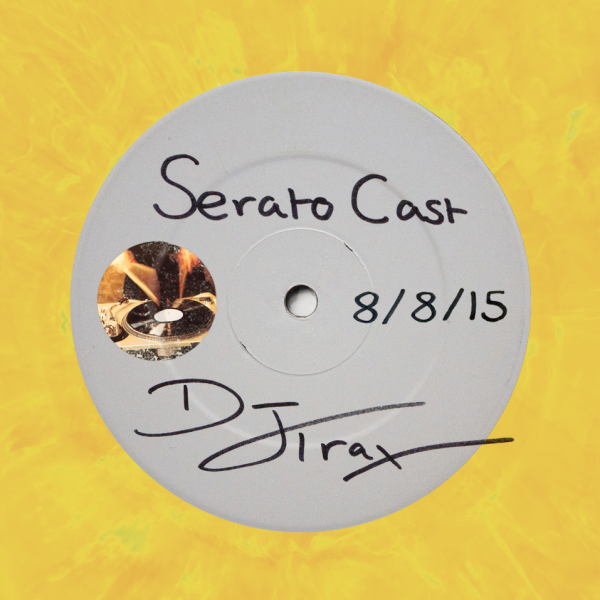 DJ Trax Seratocast