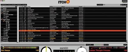 ITCH for Pioneer DDJ-S1 Screenshot