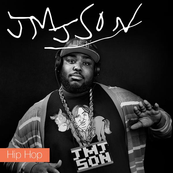 DJ Jam Master J'Son Seratocast