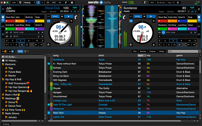 Download - Serato DJ Pro 2 0 4 - DJ Software
