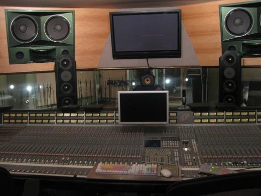 Stadium Red studios