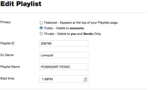 How To Use Serato DJ Playlists
