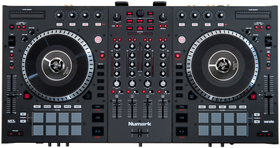 ns7 drivers for serato dj
