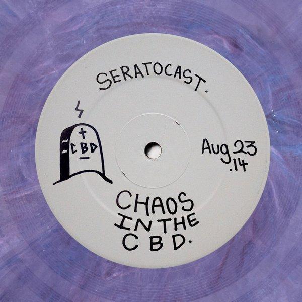 Chaos in the CBD Seratocast