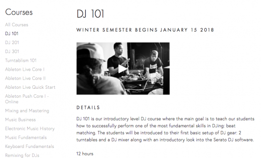 Where Can I Learn To DJ? | Blog