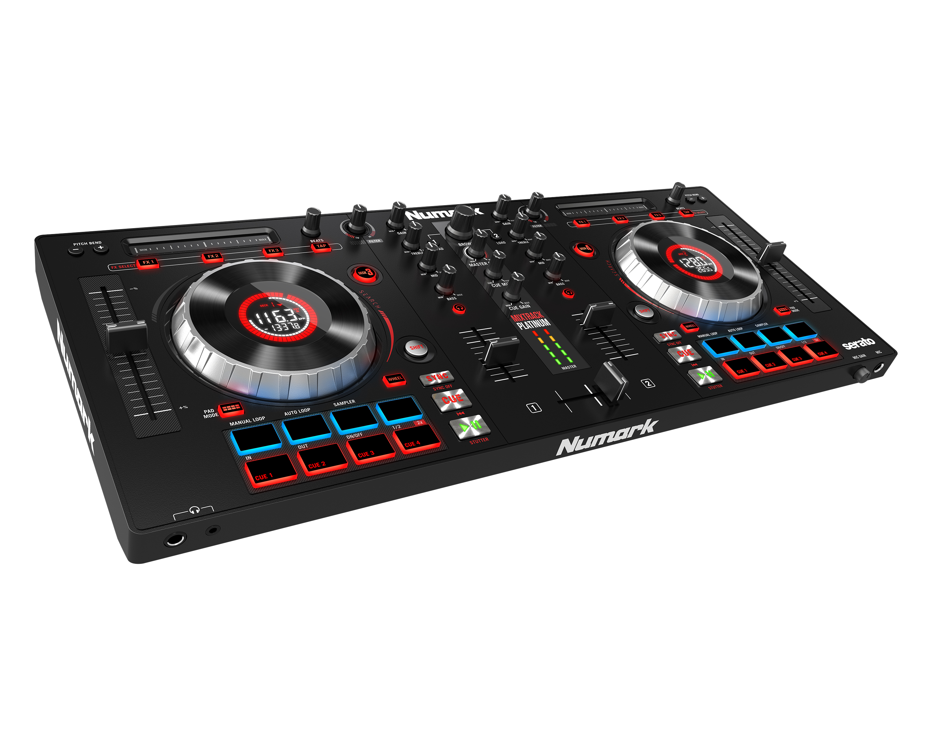 mixtrack pro 3 mappers for virtual dj