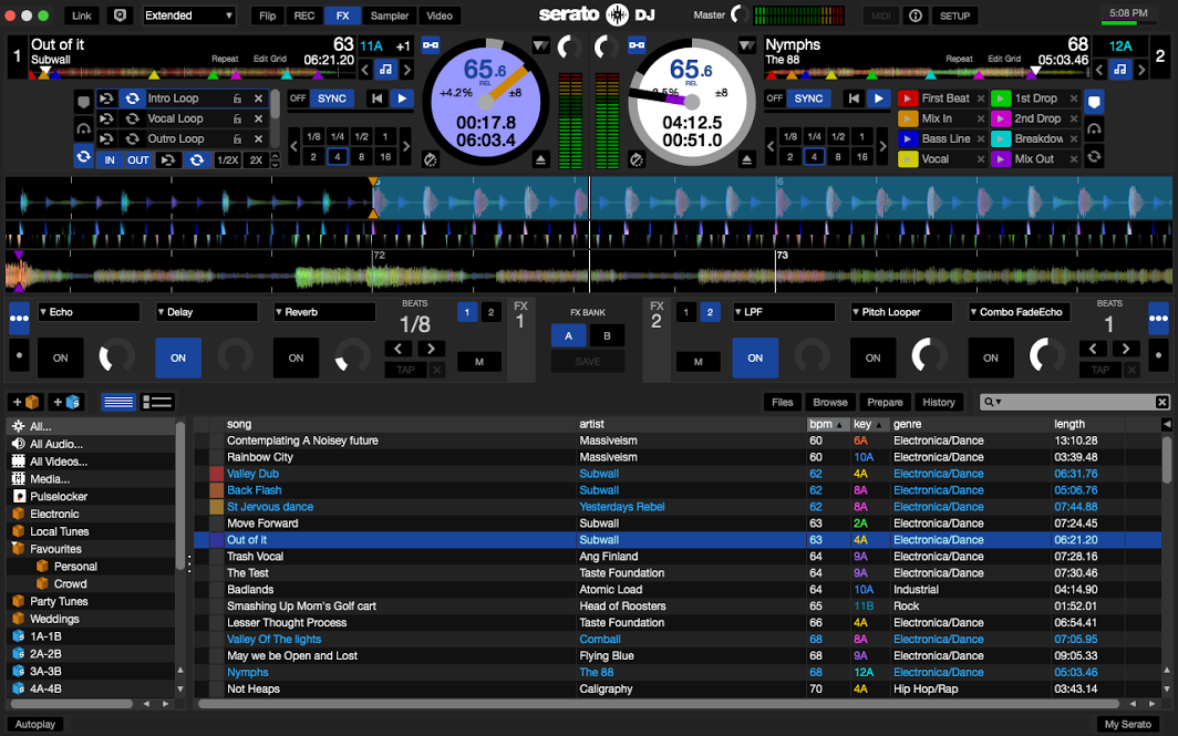 download serato dj 1 9 6 dj software rh serato com Serato Itch Torrents Serato Itch Tutorial