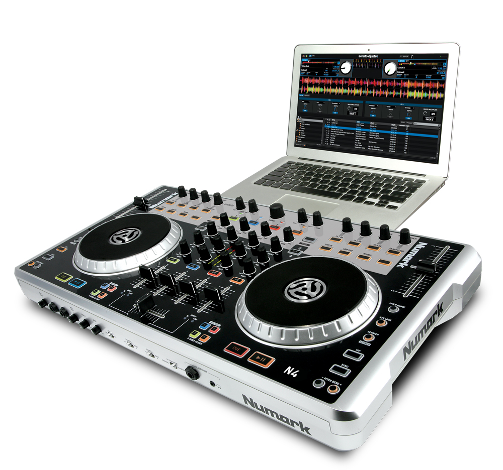 new serato dj intro controllers launched at namm blog. Black Bedroom Furniture Sets. Home Design Ideas