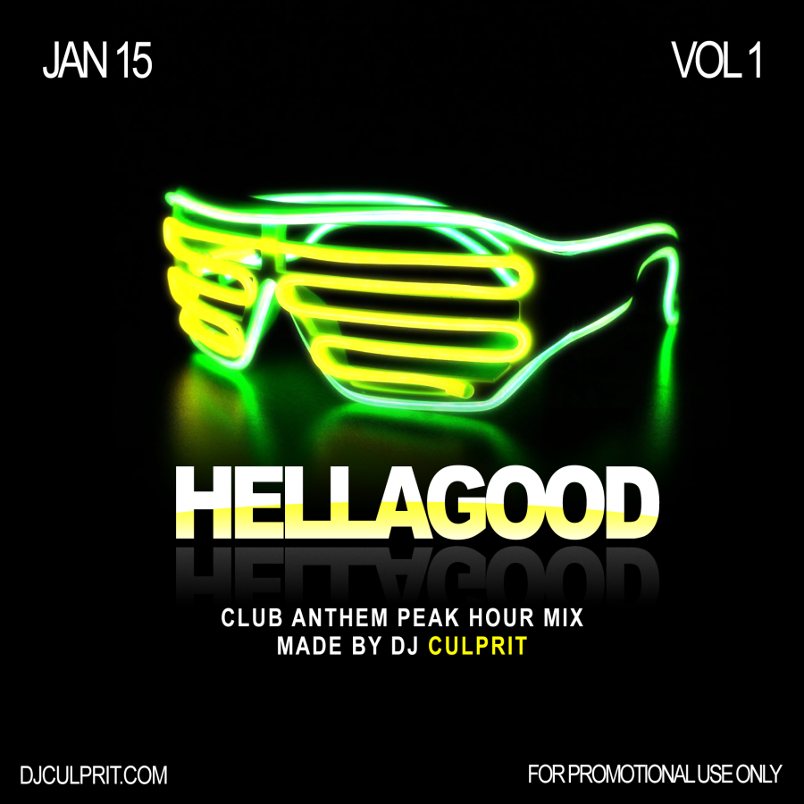 Hellagood Volume 1