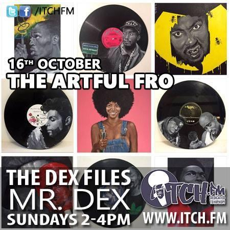 The DeX Files Ep. 150 - The Artful Fro (16/10/2016)
