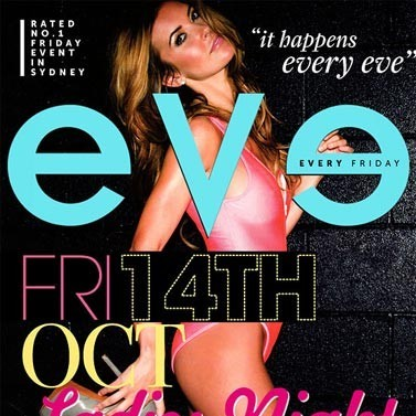 EVE, 14th October 2011, 12am - 2am