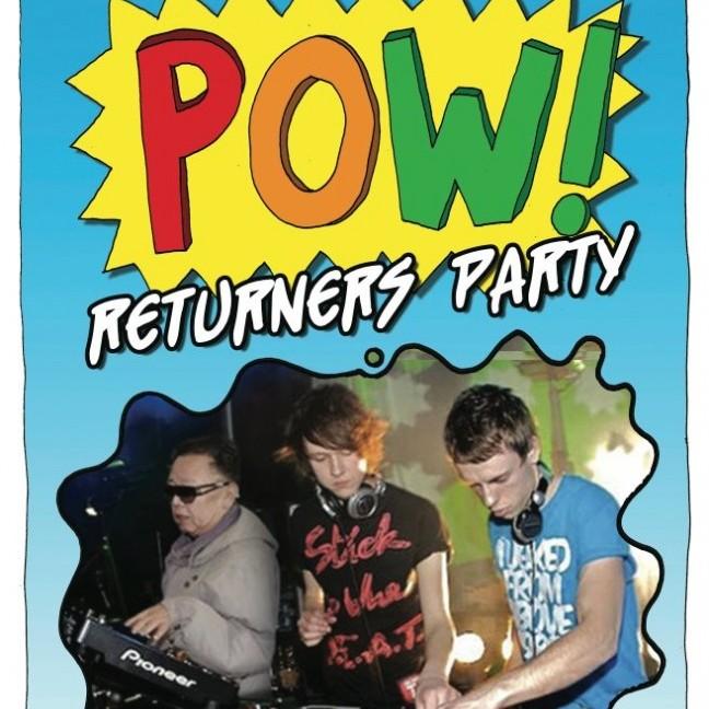 POW!ER THIRST @ POW! clubnight - 13/1/12