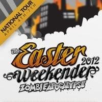 Easter Weekender 5/04/12