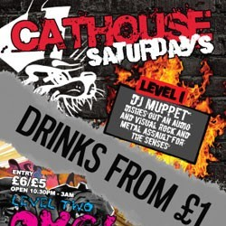 Cathouse Saturdays 18/12/2010