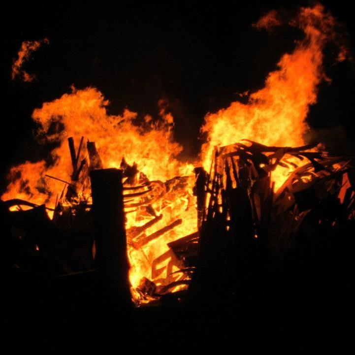 Interfuse 2013 - Post Burn