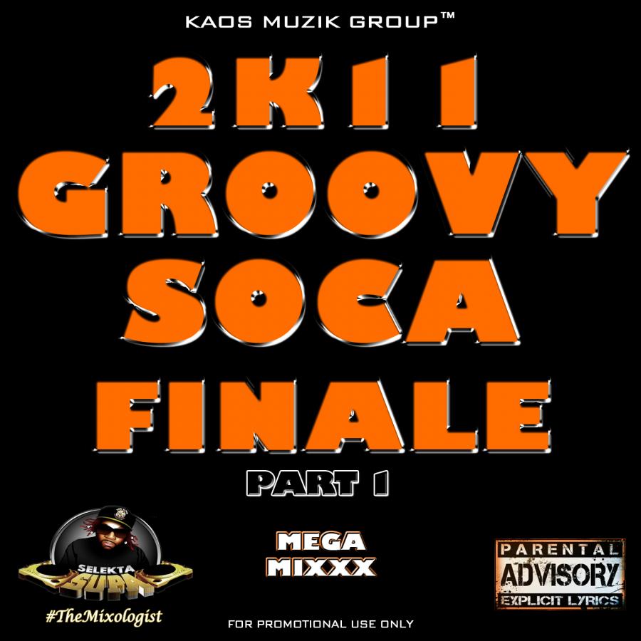 2K11 GROOVY SOCA FINALE (PT. 1)