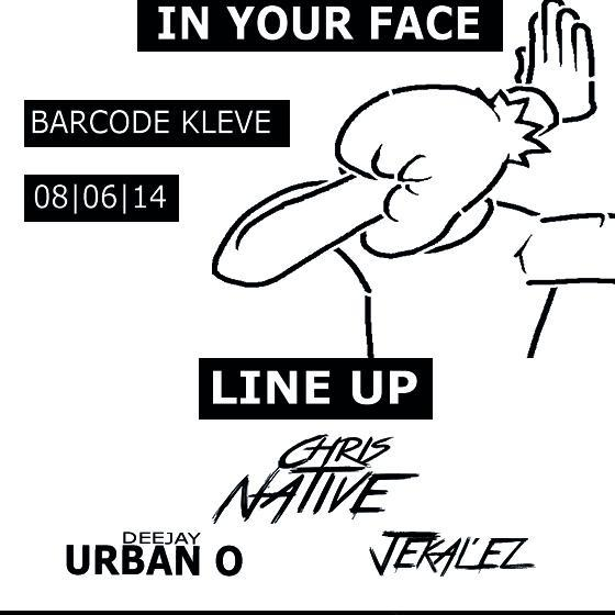 KLUFT#INYOURFACE - 2 YEARS BIRHTDAY PARTY