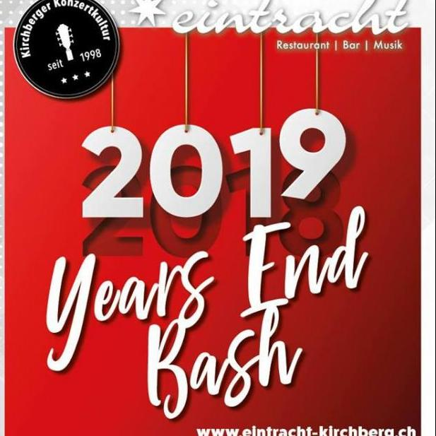 Year's End Bash - 30.12.2018