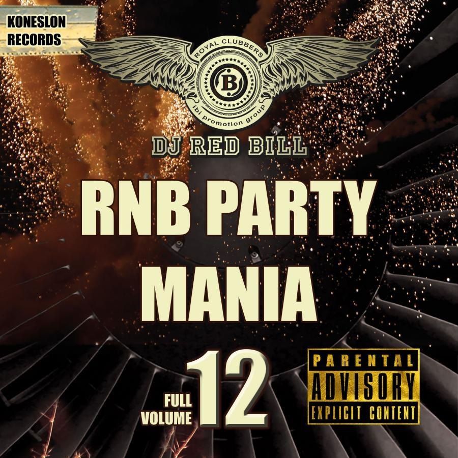 RNB PARTY MANIA (Full Volume 12)
