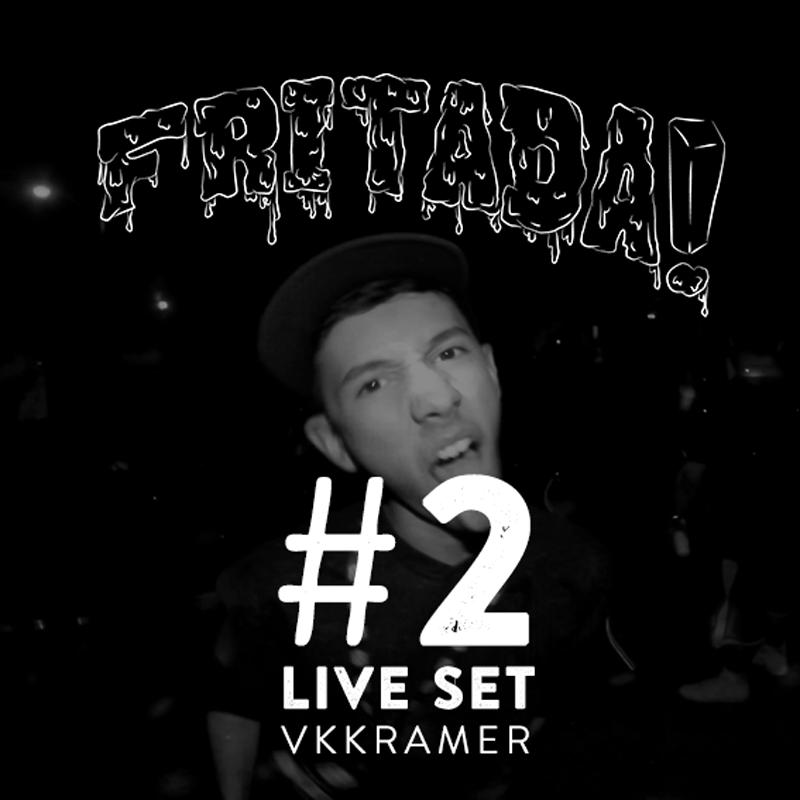 (Silence Squad) - DJ Set @Festa FRITADA! #2 | 6 de Ago. 2016