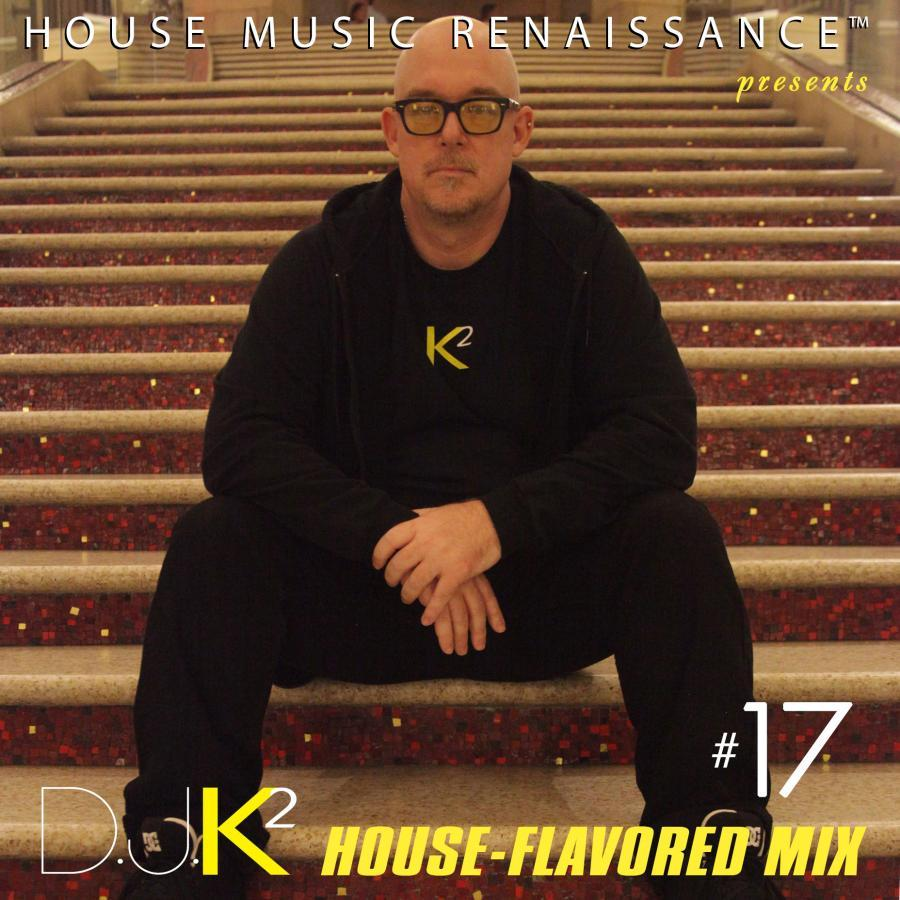 House Flavored DJ Mix #16 - 9.26.2017