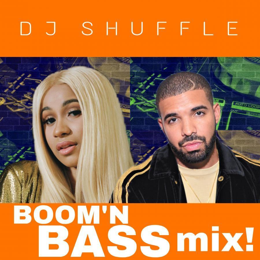 DJ Shuffle - Boom'n Bass Mix