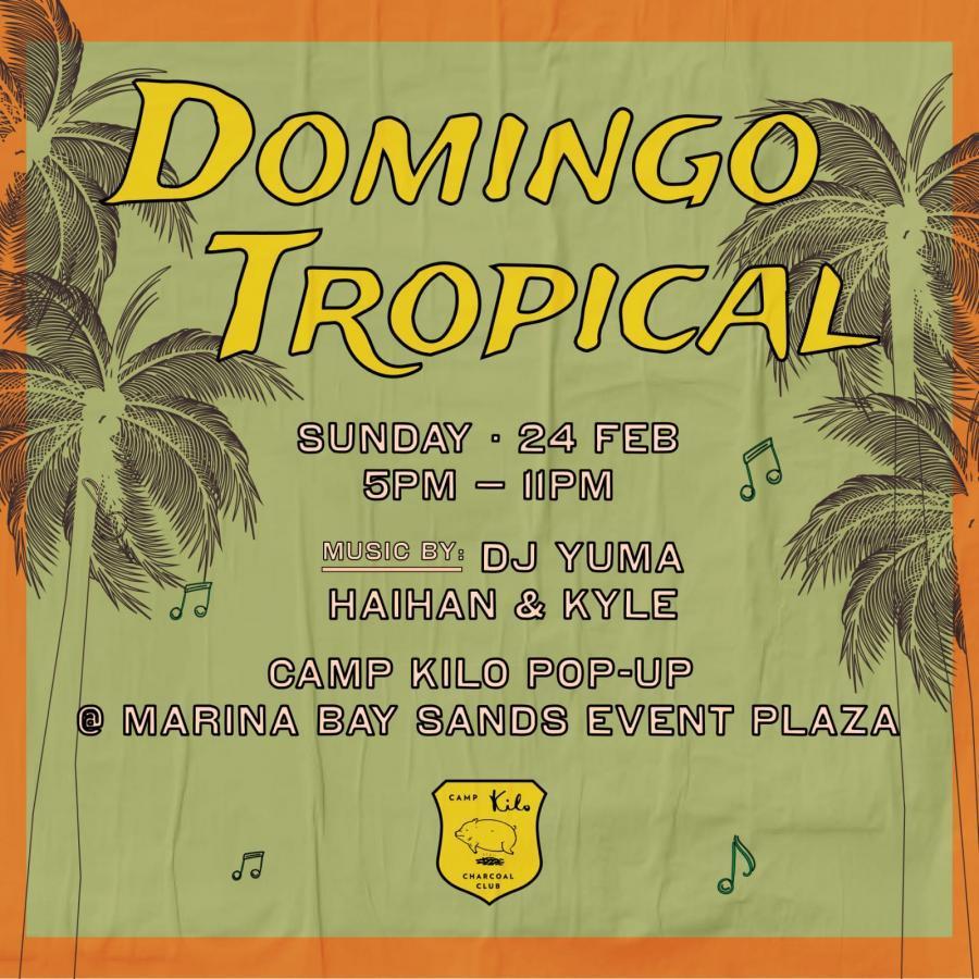 Domingo Tropical - February Edition