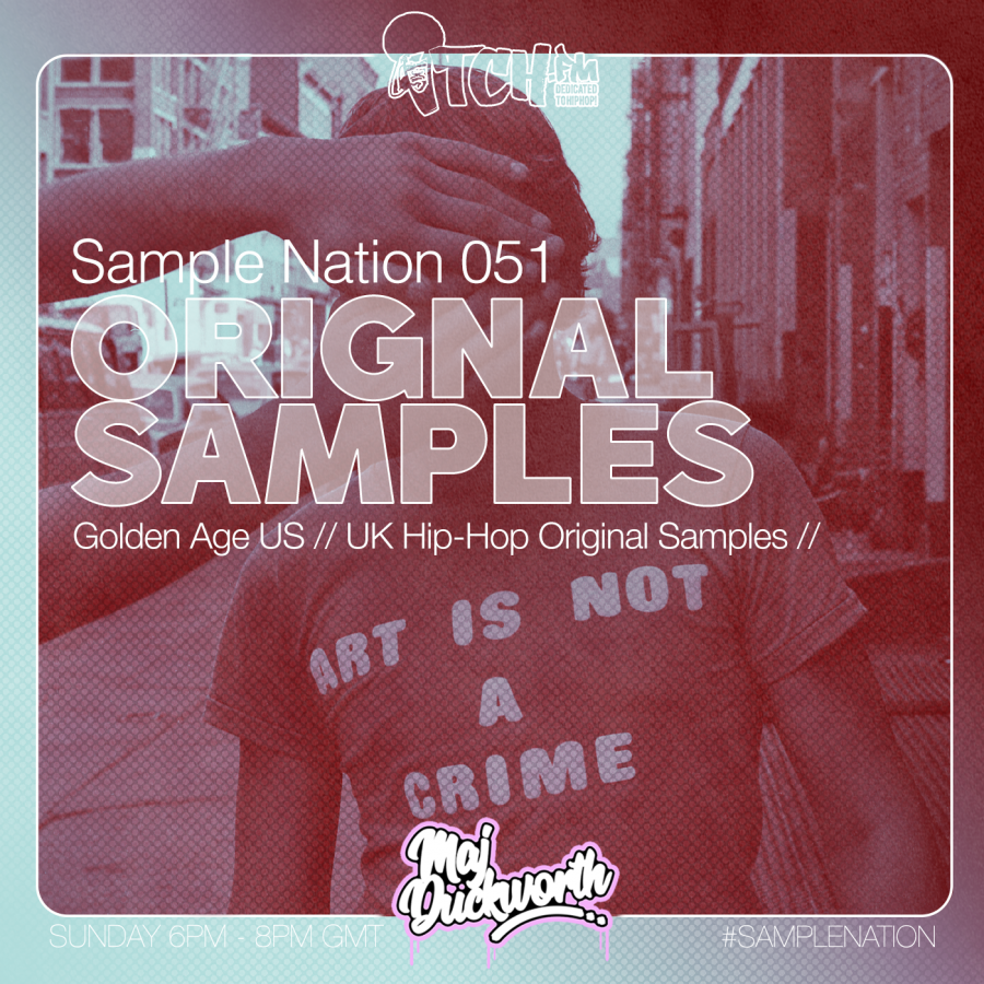 SAMPLE NATION 051 // ORIGINAL SAMPLES