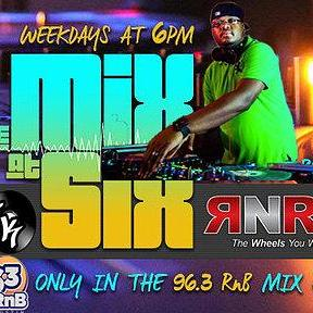 3/16/17 - 96.3 RnB #MixAtSix 31