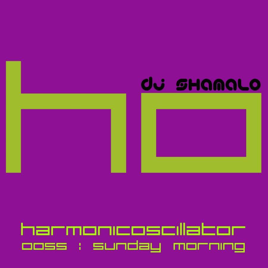 Uploading HarmonicOscillator#0055 : Sunday Morning