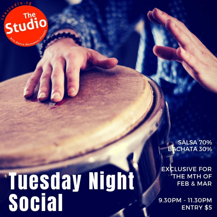 The Studio Social - 26/02/18