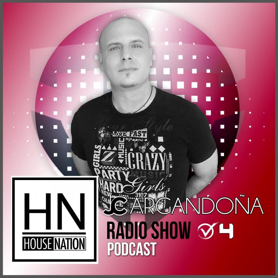 HOUSE NATION Radio Show Episode 4 by JC Argandoña