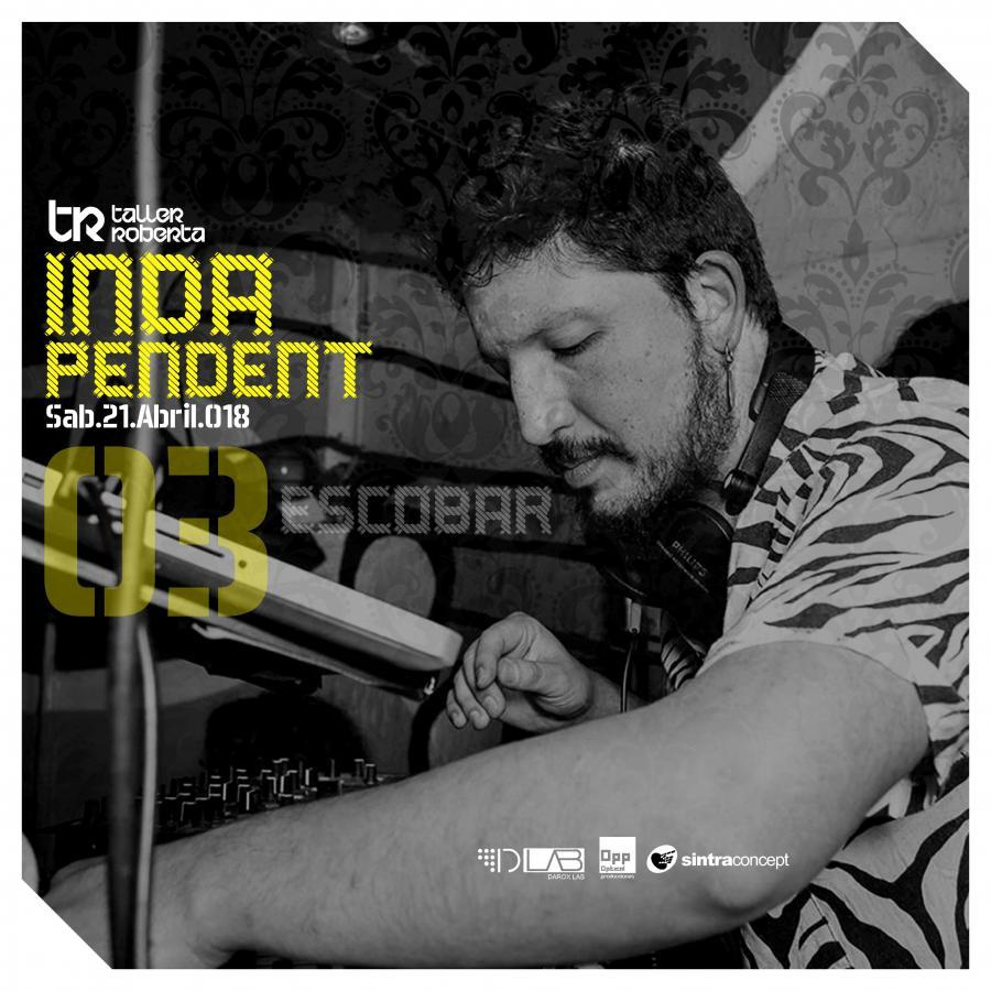 Uploading #EscobarElMix #IndaPendent 3 #TallerRoberta 21042018 24% #EscobarElMix #IndaPendent 3 #Tal
