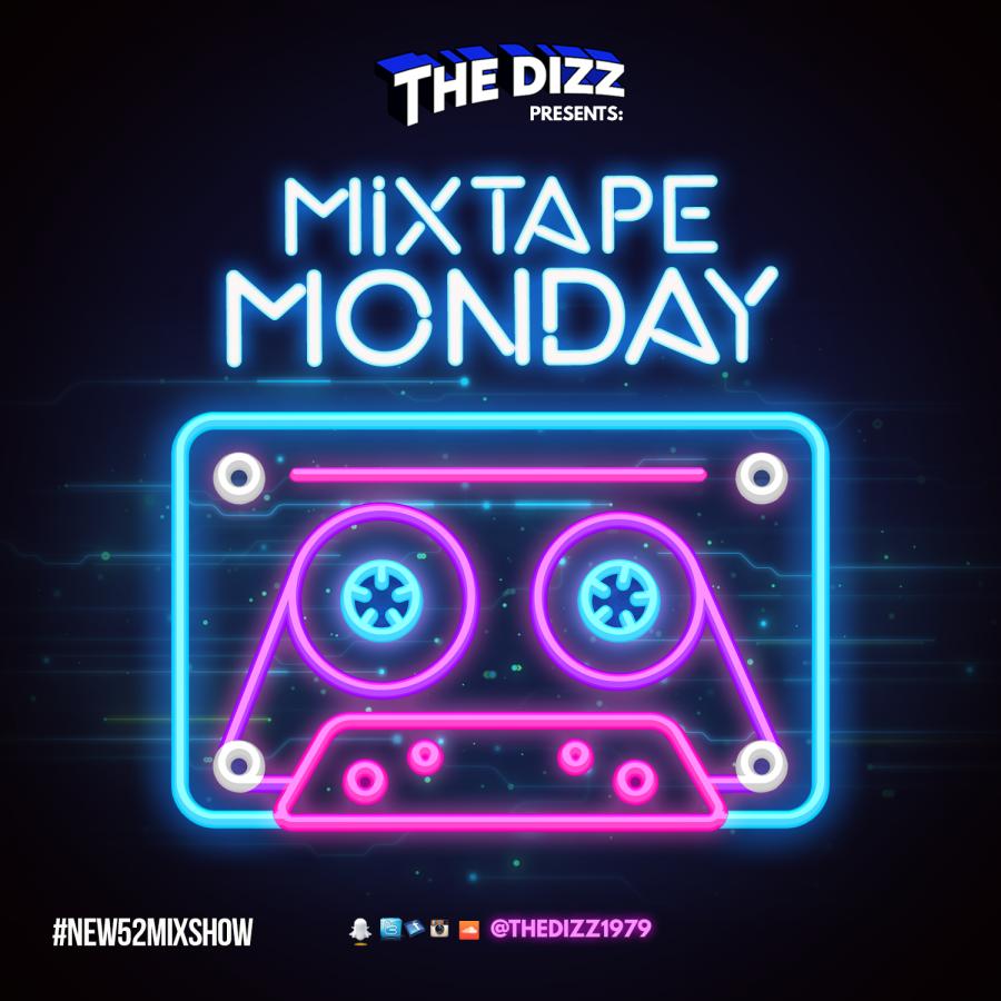 Mixtape Monday 72 2/18/19 #new52mixshow