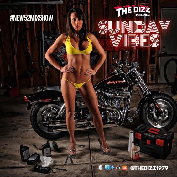 Sunday Vibes #new52mixshow