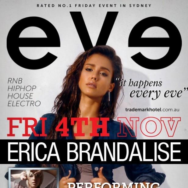 4th November 2011, EVE 11.30pm - 1am & Perfect 1.30am-2.30am