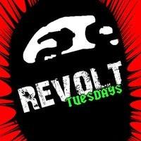 Revolt@The Garage 04/01/2011