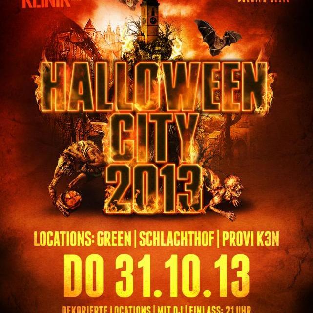 Halloween 2013 - DJ Tobander - Serato DJ Playlists